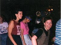 Clogging at the Clog Palace, 1987